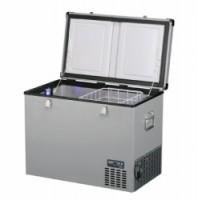 Indel B TB100 Steel kompresorová autochladnička, 100L, 12/24/230V