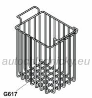 G617 Drátěný koš pro TB51A