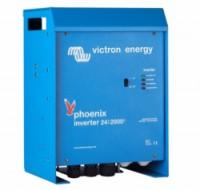 Phoenix Inverter C 12/2000 měnič napětí 12V na 230V 2000VA sínus, DC/AC