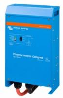 Phoenix Inverter C 12/1600 měnič napětí 12V na 230V 1600VA sínus DC/AC