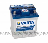 Autobaterie Varta Blue dynamic 12V 42Ah 390A, 542400 - Plzeň