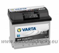 Autobaterie Varta BLACK dynamic 6V 77Ah 360A, 077015 - Plzeň