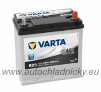 Autobaterie Varta BLACK dynamic 12V 45Ah 300A, 545077 - Plzeň