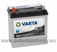 Autobaterie Varta BLACK dynamic 12V 45Ah 300A, 545079 - Plzeň