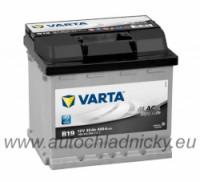 Autobaterie Varta BLACK dynamic 12V 45Ah 400A, 545412 - Plzeň