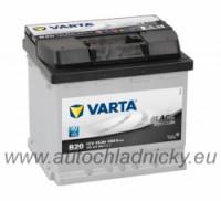 Autobaterie Varta BLACK dynamic 12V 45Ah 400A, 545413 - Plzeň