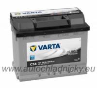 Autobaterie Varta BLACK dynamic 12V 56Ah 480A, 556400 - Plzeň