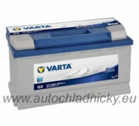 Autobaterie Varta Blue dynamic 12V 95Ah 800A, 595402 - Plzeň