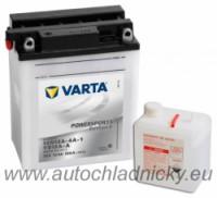 Motobaterie VARTA 512011 YB12A-A, 12N12A-4A-1 12V 12Ah 120A - Plzeň