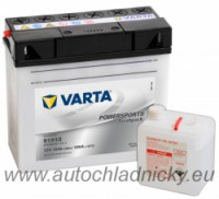 Motobaterie VARTA 519013 12V 19Ah 170A - Plzeň