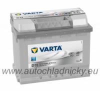 Autobaterie Varta SILVER dynamic 12V 63Ah 610A, 563400 - Plzeň