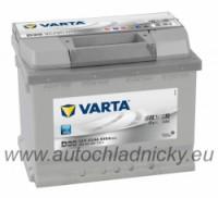 Autobaterie Varta SILVER dynamic 12V 63Ah 610A, 563401 - Plzeň
