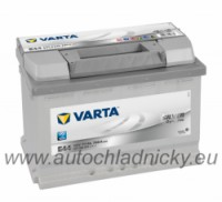 Autobaterie Varta SILVER dynamic 12V 77Ah 780A, 577400 - Plzeň