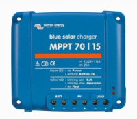 Blue Solar MPPT 70/15 solární regulátor 12/24V 15A 70Vmax, Victron Energy